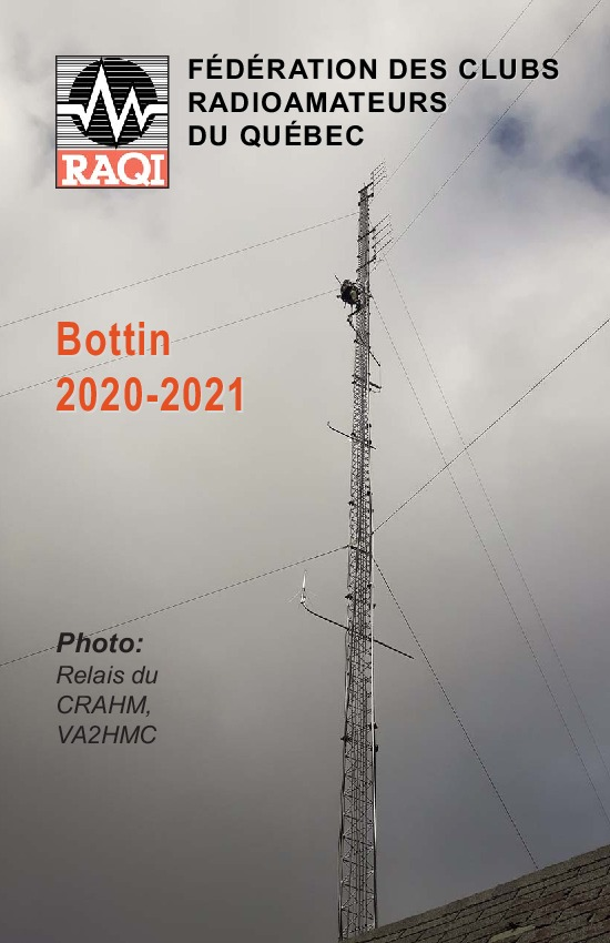 Bottin 2019-2020, couverture